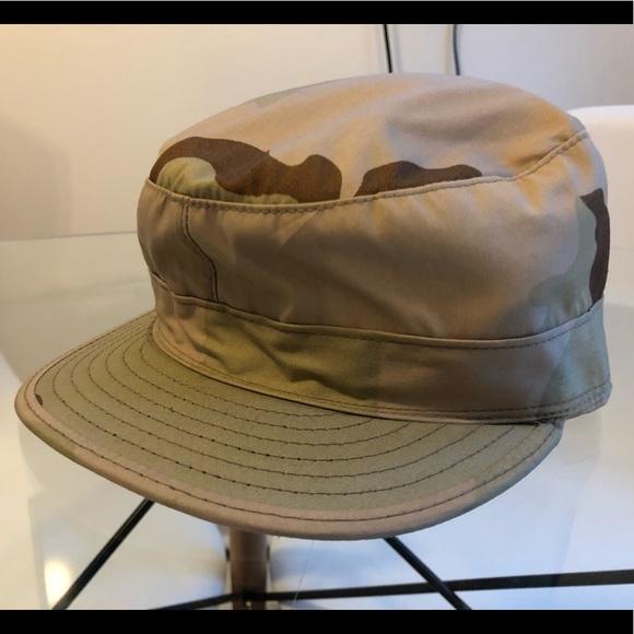 e83cbdb9e8a Official Military Desert Camo Hat Army Costume